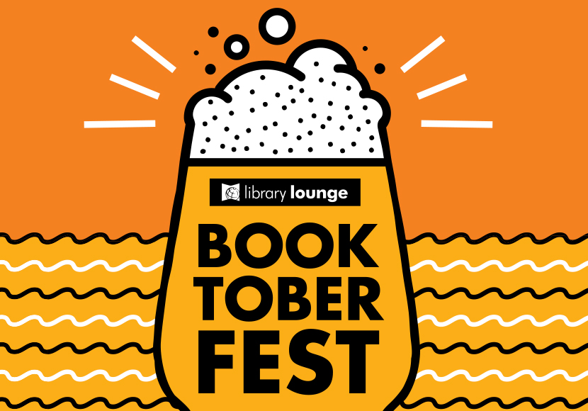 Booktoberfest graphic