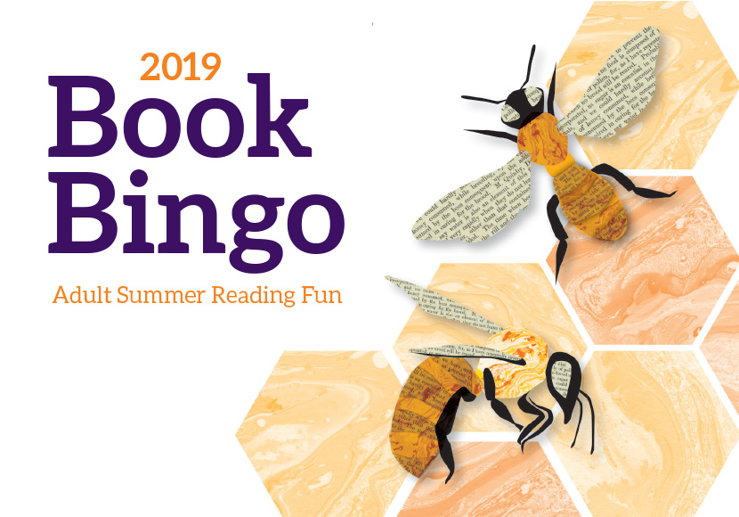 2019 Adult Book Bingo